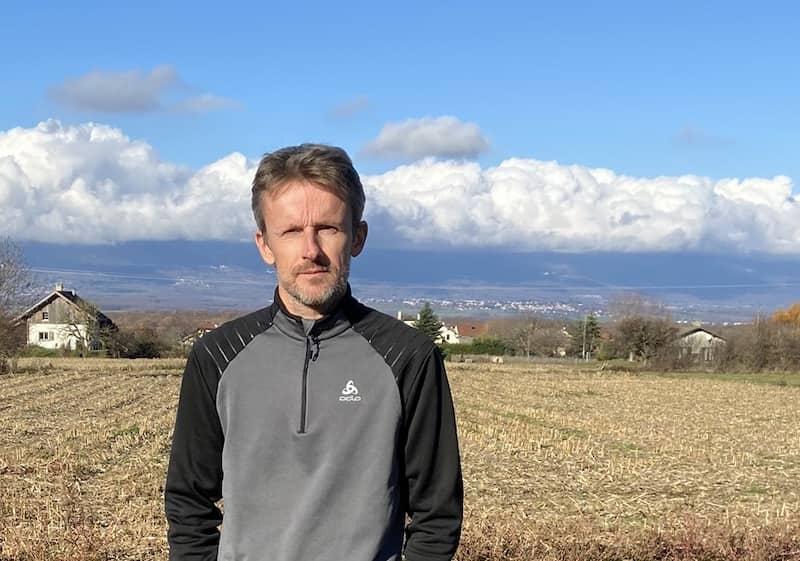 Olivier Carrillat, associé du méthaniseur Green Gas Viry (74580)